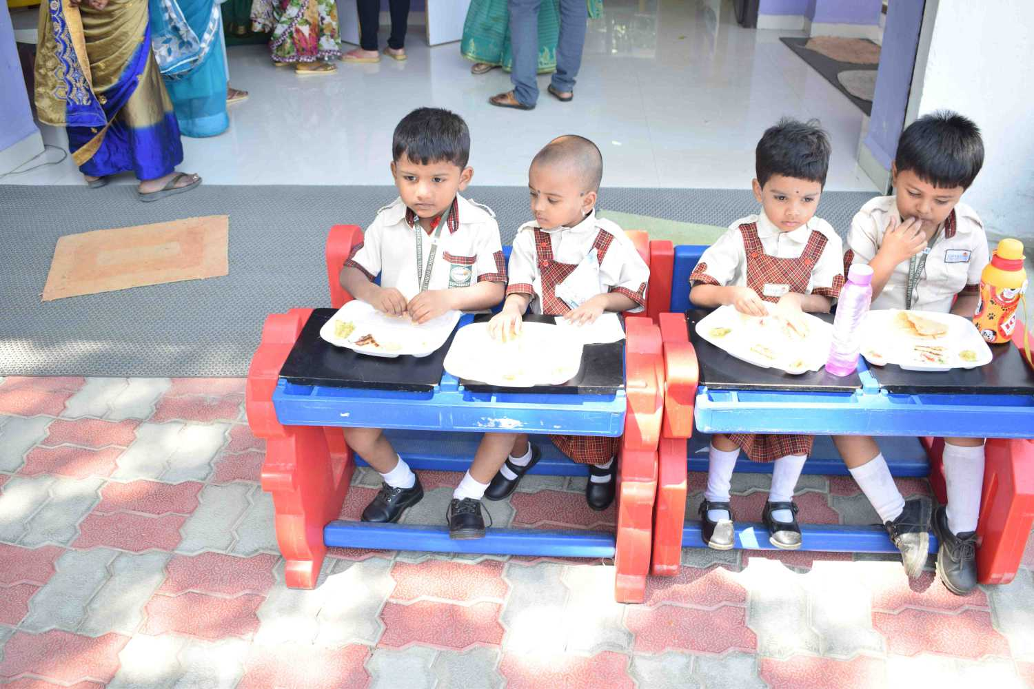 SMHS pre primary activities