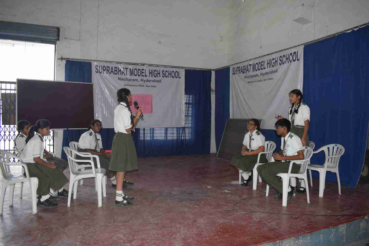 Debate Competition Topic