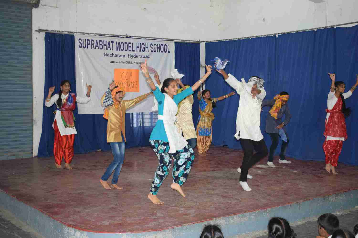 Group Dance Competition